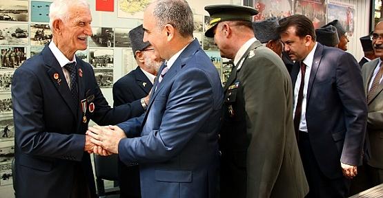 Gaziler Günü Kutlama Töreni