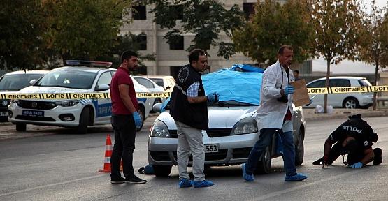 Kahramanmaraş'ta Sokak Ortasında Cinayet
