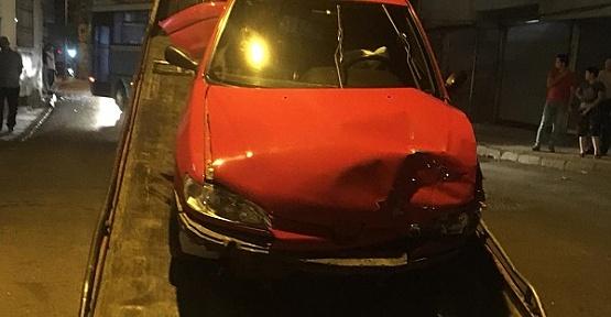 Kahramanmaraş'ta Aşırı Hız Kaza Yaptırdı