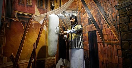 Dondurma Müzesi Ziyaretçi Bekliyor