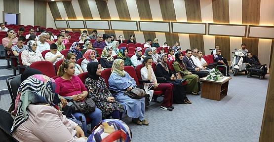 Büyükşehir'den Ramazan Sohbeti