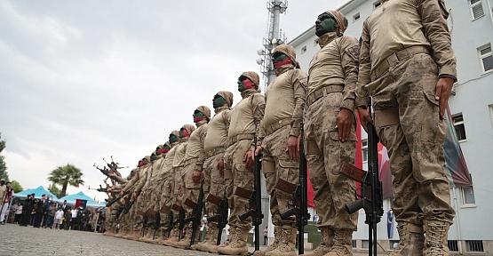Jandarmanın Kuruluşu Kutlandı