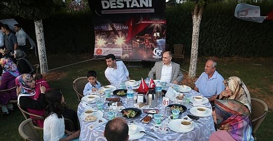 Milli Birlik Günü Yemek Programı