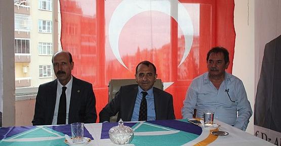 'Bütün Paradigmalar Bitti Türkiye'de'