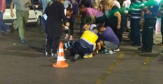 Kahramanmaraş'ta Kaza 3 Yaralı