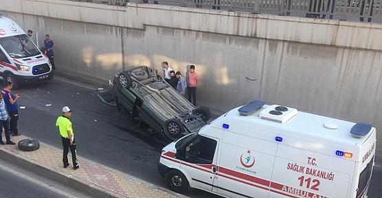 Kahramanmaraş'ta Kaza 5 Yaralı
