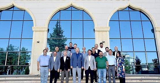 MÜSİAD Genel Başkanından Okumuş'a Ziyaret
