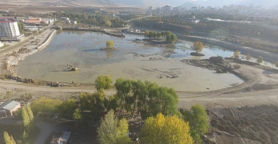 Pınarbaşı'na Rekreasyon Alanı Yapılıyor