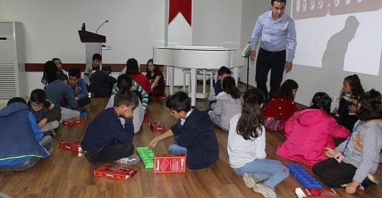 KSÜ Çocuk Üniversitesinde Yeni Dönem