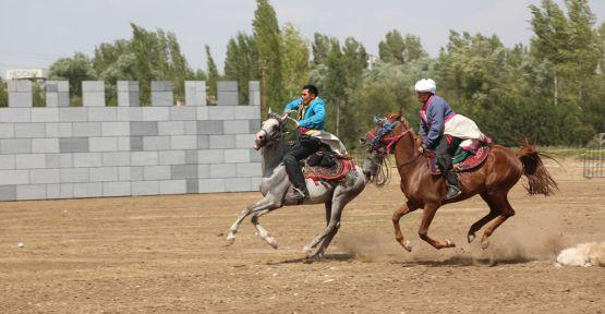 Atlı Okçuluk ve Oğlak Oyunu