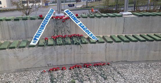 Azerbaycanlı İşçiler Anıldı