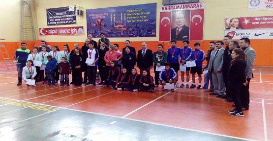 Badminton Müsabakaları Sonuçlandı