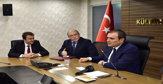 Başkan Ankara'da