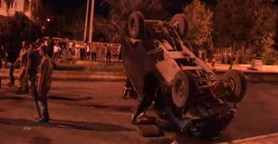 Bir Polis Şehit Oldu, 2 Polis Yaralandı