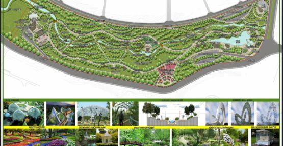 Botanik Bahçe Tanıtılacak