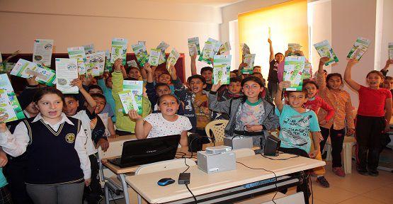 Büyükşehir Çocukları Eğitiyor