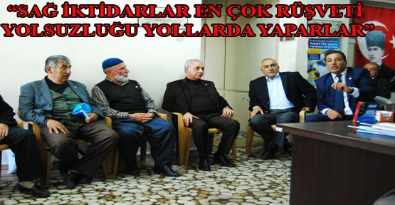 Dalkara, Sol'u Gösterdi Sağ'a Vurdu!