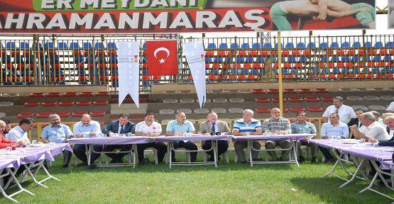 Festival Demokrasi Şehitlerine Adandı