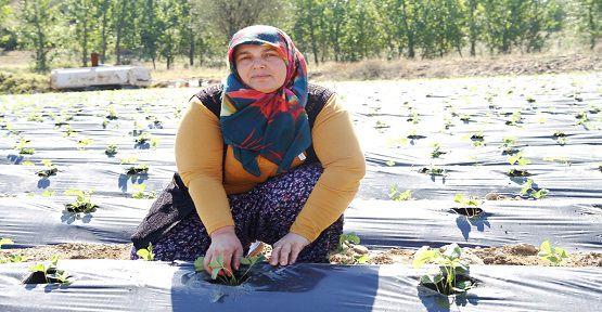 Genç Çiftçilerin Hayalleri Gerçekleşiyor