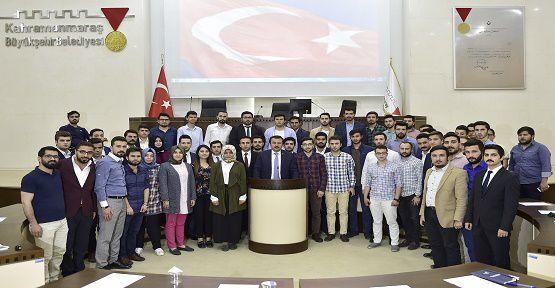Gençlik Meclisi İlk Toplantısını Yaptı