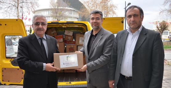 İdlib'e Yardım