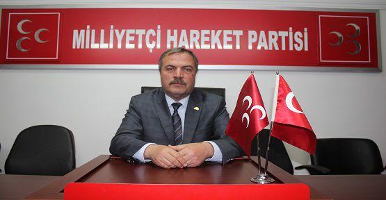 MHP İl Başkanı Görevinden İstifa Edecek