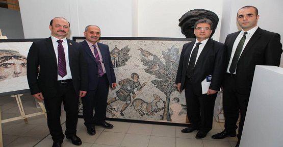 Mozaik Yolu Yurtdışında Tanıtıldı