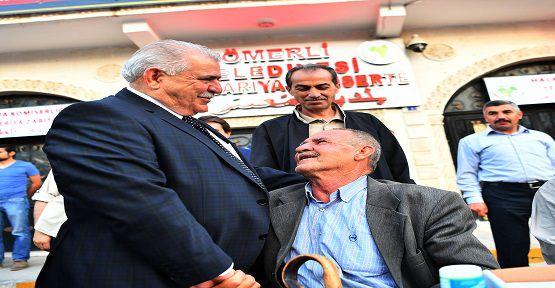 Onikişubat'tan Mardin'e Kardeşlik Hattı