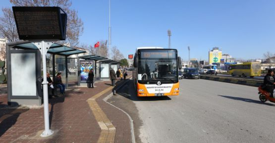 Toplu Taşıma Pazar Günü Ücretsiz