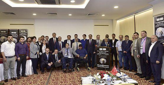 Savaş Mağduru Engelliler Arama Konferansı