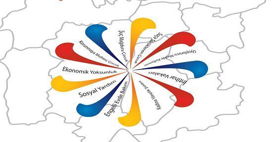 Şehrin Risk Haritası Oluşturuldu