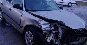 Kahramanmaraş'ta Kaza4 Yaralı