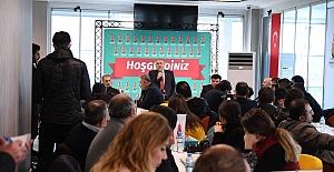 Mahçiçek Gazetecilerin Bayramını Kutladı