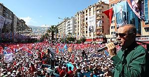 Cumhurbaşkanı Kahramanmaraş'tan Seslendi