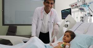 Dikkatli Doktor Çocuğu Kurtardı