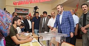 En Çok Oy Erdoğan'a Çıktı