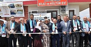 İki Mahalleye Daha Kültür Evi Açıldı