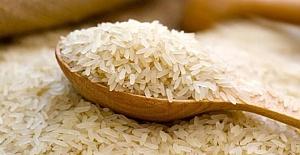 Pirinç 4,65 Buğday 1,25 Lira