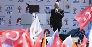 Şimşek Kahramanmaraş'tan Muhalefete Yüklendi