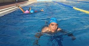 Engelliler Yaz Spor Okulu Açıldı
