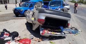 Kahramanmaraş#039;ta Kaza 1 Ölü...