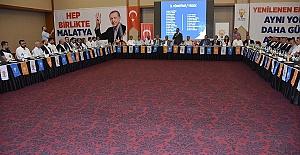 AK Parti İl Yönetimi Yenilendi