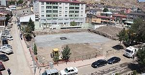 Belediyeye Yeni Bina Yapılıyor