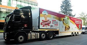 Dondurma Festivali Tanıtım Tırı...