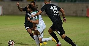 Gazişehir Gaziantep-Denizlispor 1-0