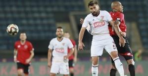 Gençlerbirliği Hatayspor'u 1-0 Yendi