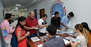 KSÜ'de Yabancı Öğrenci Kayıtları Yapılıyor