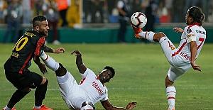 Malatyaspor Göztepe'yi 3-1 Mağlup Etti