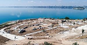 Mangal Park Yapılıyor