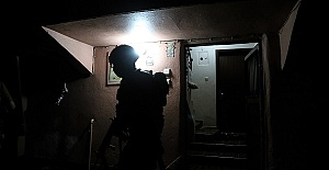 PKK'lı 12 Kişi Yakalandı